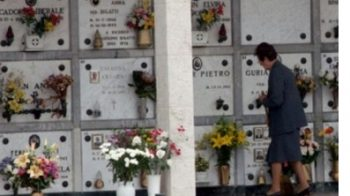 tomba della bimba