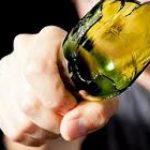aggredito a bottigliate