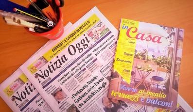 Domani con notizia oggi in regalo la nuova rivista 39 39 in casa 39 39 notizia oggi borgosesia - Regalo casa nuova ...