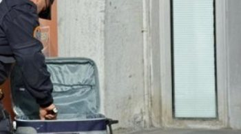 valigia abbandonata