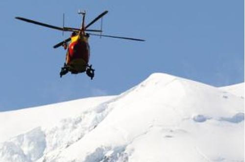 incidente sugli sci