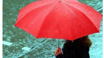 pioggia e temperature