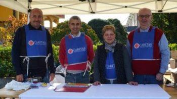 caritas romagnano, donacibo