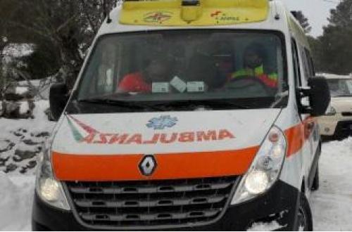 blocca ambulanze