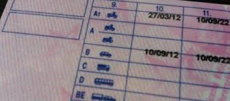 esame della patente
