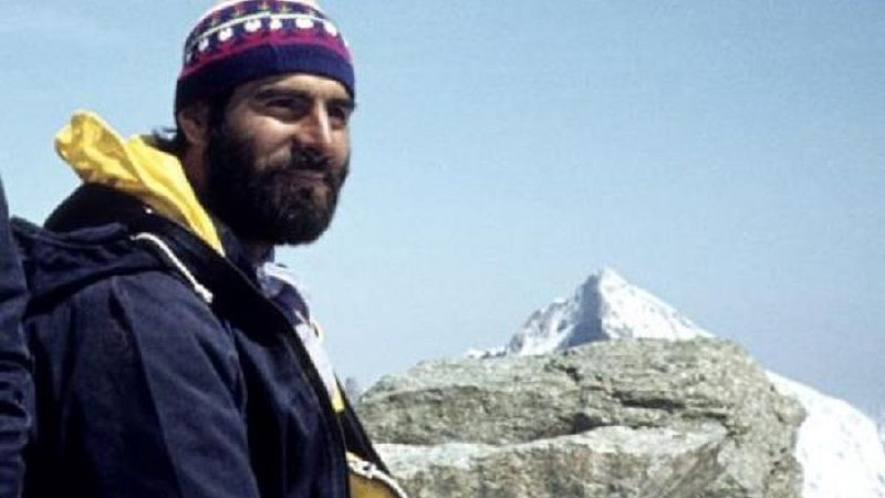 Tullio Vidoni, alpinista, alpinismo, cai, borgosesia