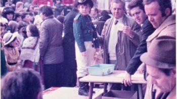 Bornate premia Guido Facciotti, fondatore del carnevale