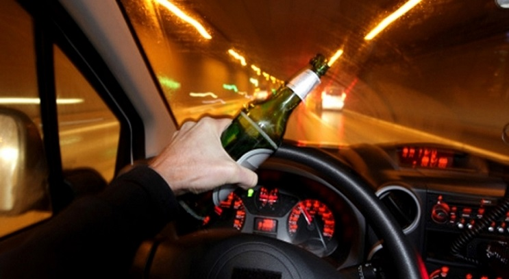 guida ubriaco