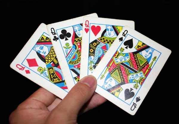 giocano a carte