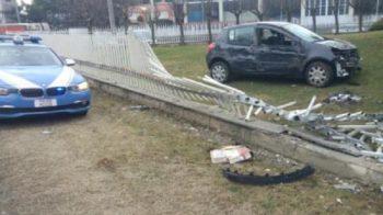 sfonda recinzione, borgomanero