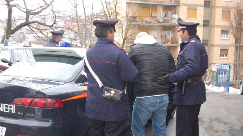 ventenne arrestato