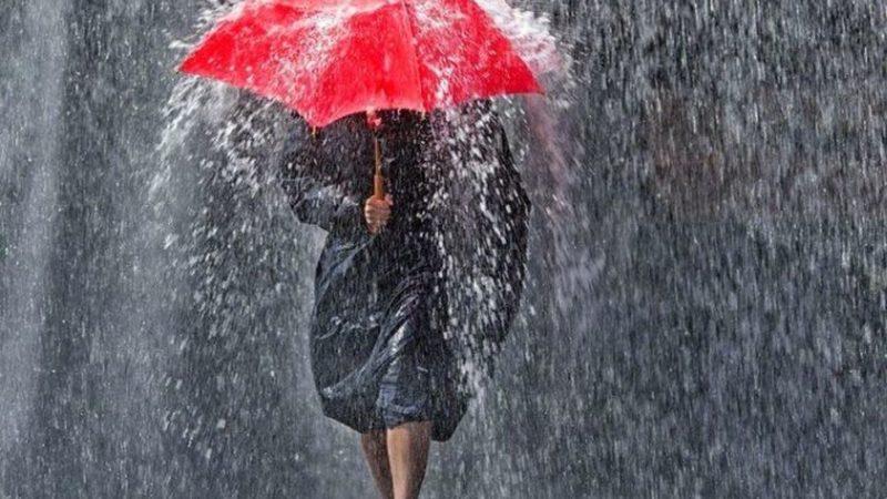 ancora pioggia