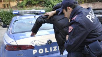 borgosesia spacciatore arrestato