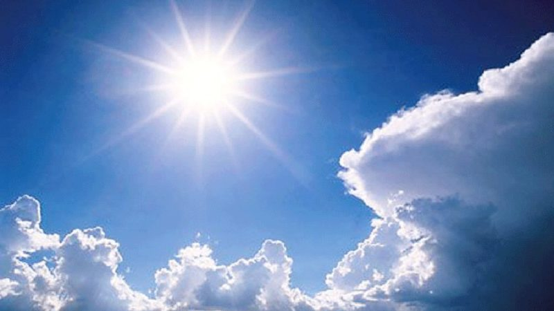 prende il sole