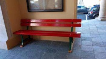 panchina rossa pray