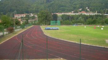 pista atletica borgosesia