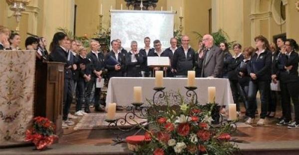 coro parrocchiale trivero