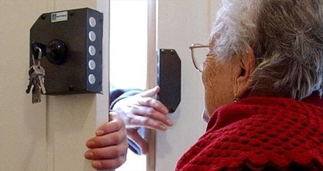 anziana truffata