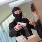 rapina in banca
