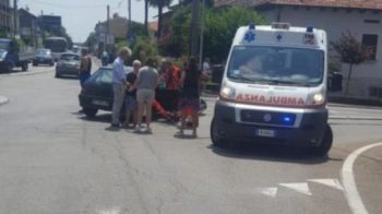 romagnano altro incidente