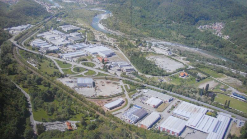 area industriale roccapietra