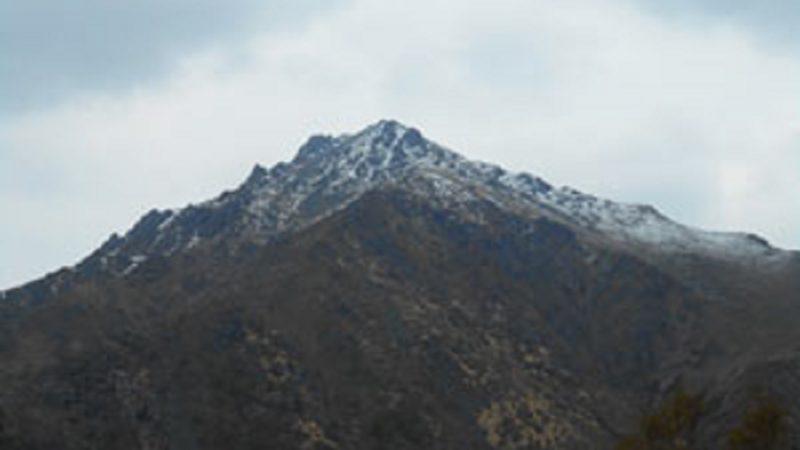 bloccati sul monte