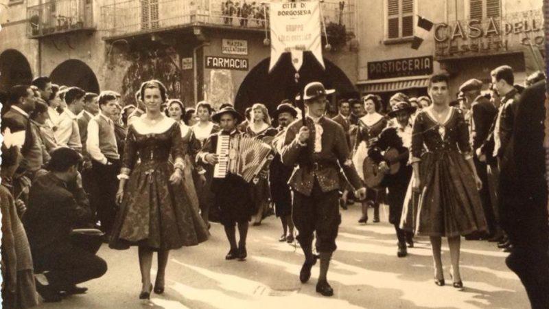 gruppo folkloristico borgosesia