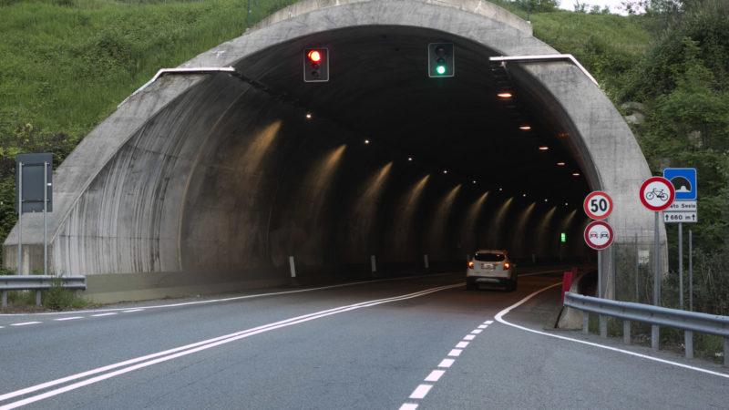 tunnel tangenziale