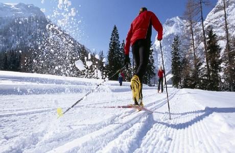 valsesia senza neve