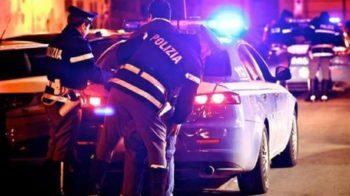insulta poliziotti