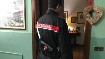 finto carabiniere