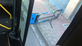 autobus perde
