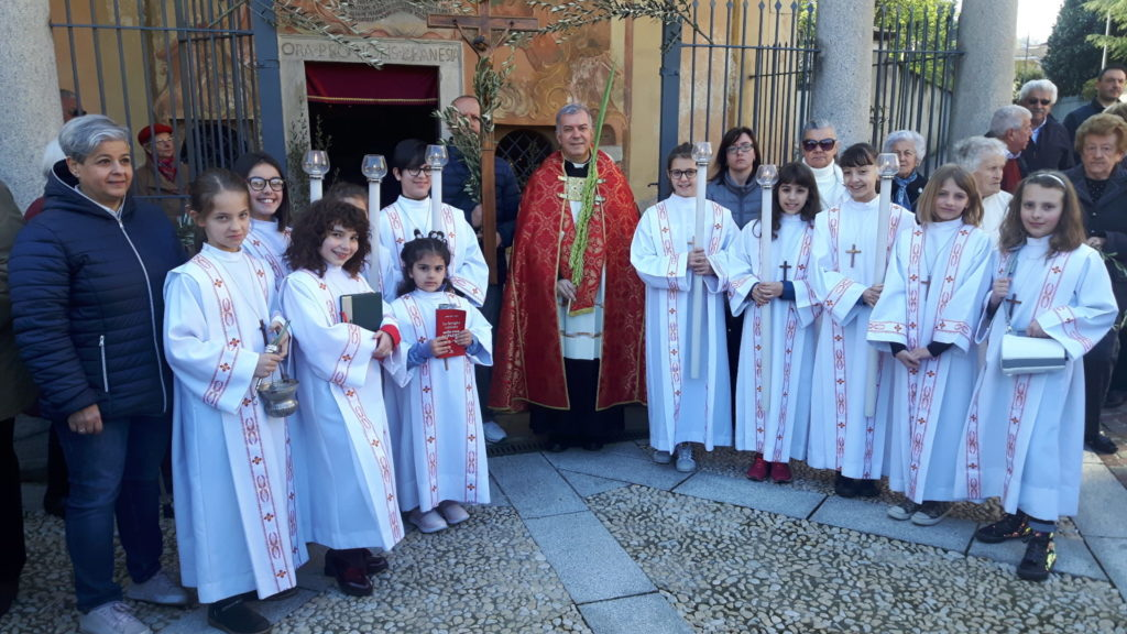 quarona processione