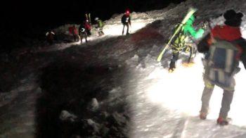 alpinisti bloccati