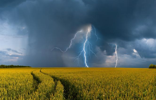 temporali in arrivo