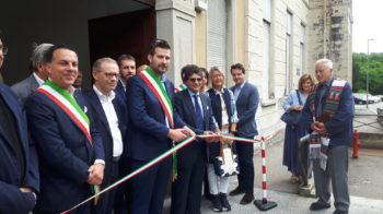 borgosesia inaugura
