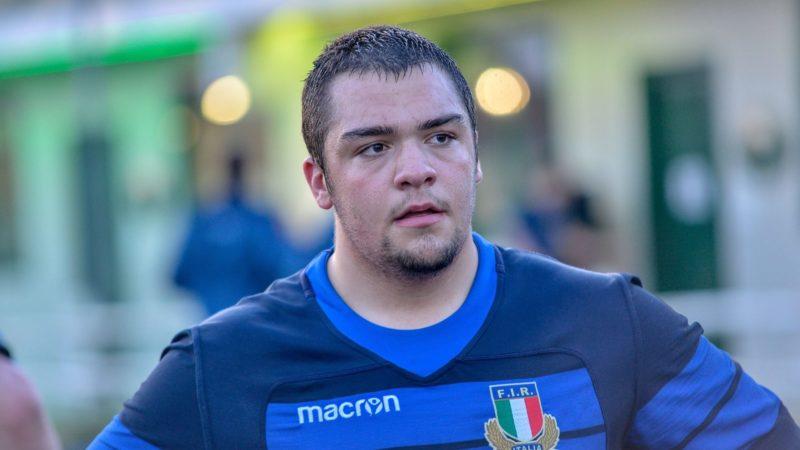rugby lorenzo michelini