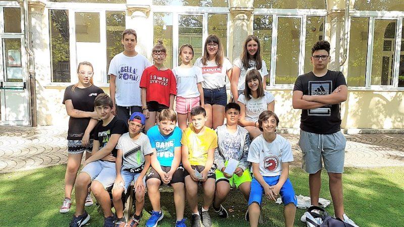 Centro estivo Borgosesia 2019