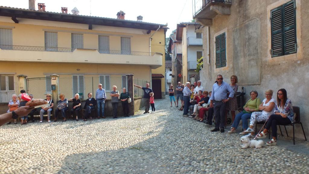 Serravalle celebra
