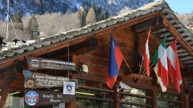 alagna ufficio turistico