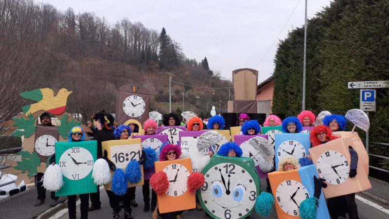 Carnevale Valduggia 2020