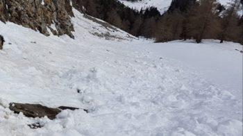 snowboarder trovato morto