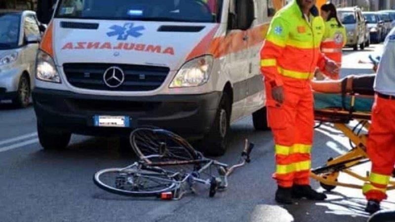 Investe ciclista