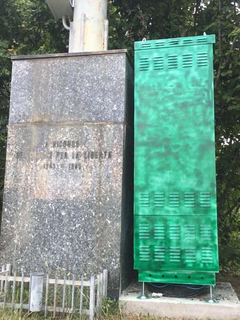 Faro dei Caduti