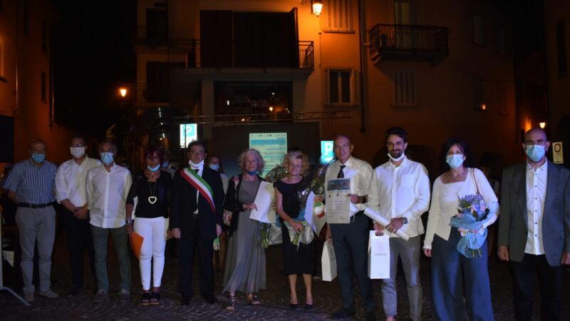 Romagnano premia
