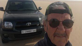 Muore in Libia