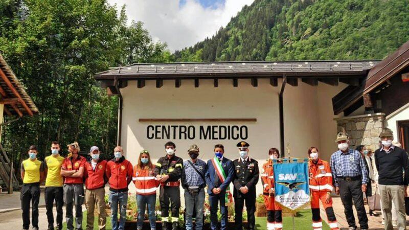 Centro medico Alagna