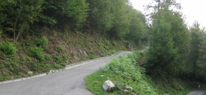 Strada Scopello-Mera