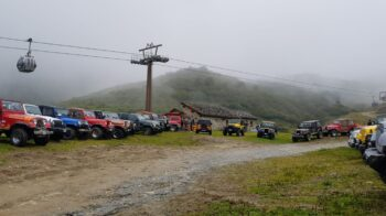 Monterosa Jeep Meeting