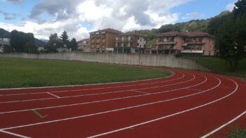 Borgosesia pista di atletica